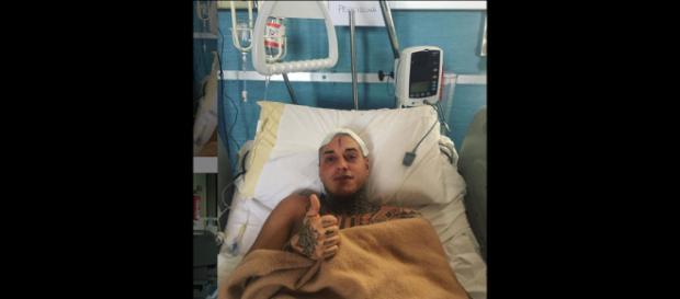 Uomini e Donne: Francesco Chiofalo dopo l'intervento.
