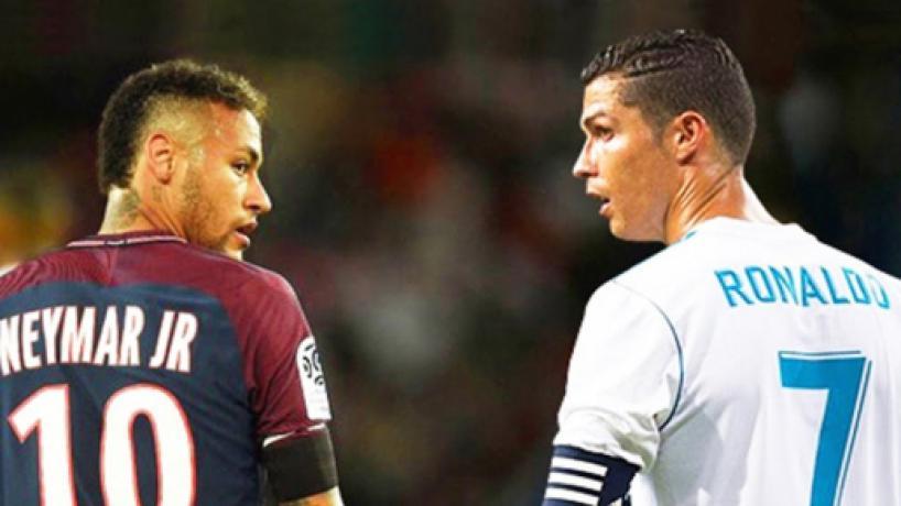 Real Madrid tenta Neymar para fazer esquecer Cristiano Ronaldo