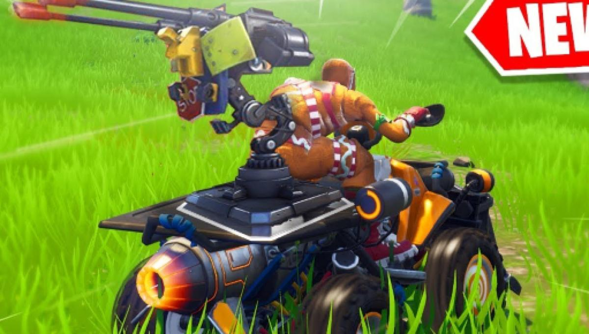 5c2cef3f855d3b Epic Games will release a major improvement to Fortnite Turrets in the next  update