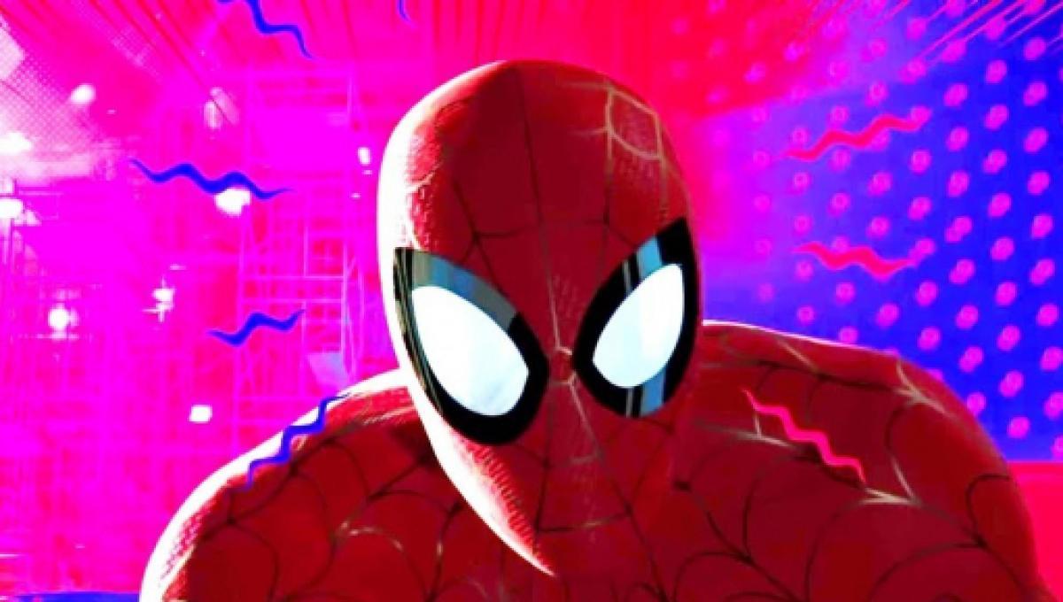 Homem Aranha No Aranhaverso Tem Imagens E Efeitos Visuais