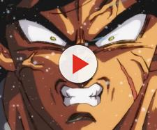Dragon Ball Super: A clip shows the clash between Vegeta and Broly. [Image credit:IGN/YouTube] screenshot