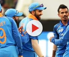 Fox Sports live streaming Ind vs Aus 1st ODI (Image source: Sony Six screencap)