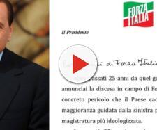 Lettera di Berlusconi: 'Pronti a mobilitazione nazionale contro le politiche del governo'