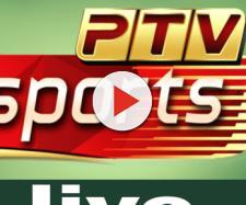 PTV Sports live cricket streaming PAk vs SA 3rd Test (Image via PTV Sports screencap)