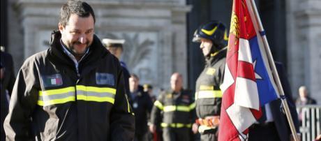 Il vicepremier Matteo Salvini.