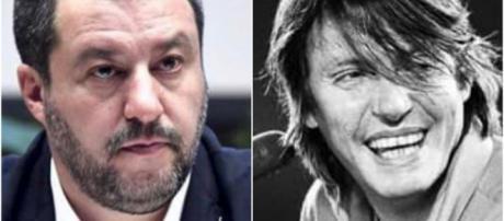 """Salvini ricorda De André e cita 'Il pescatore', i followers: """"Sicuro di averlo capito?"""""""