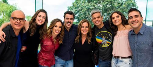 Após 35 anos no ar, o Vídeo Show deixa a grade da programação da TV Globo - Foto de Estevam Avelar/Globo