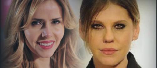 As atrizes Leona Cavalli e Bárbara Paz (Foto/Montagem)