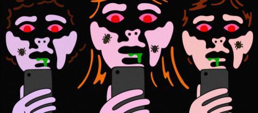 correlazione tra social media e tossicodipendenza