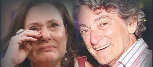 Elizabeth Savall e o marido Camilo Áttila (Divulgação/Reprodução)