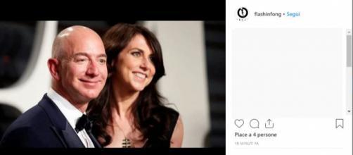 Jeff Bezos e Mackenzie Tuttle divorziano: il patron di Amazon non sarà più l'uomo più ricco del mondo