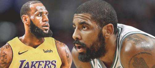 Kyrie Irving talks about LeBron James [Image by Clutchpoints / Instagram]