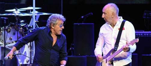 Roger Daltrey e Pete Townshend, membros originais do The Who (Fonte: iheart.com)