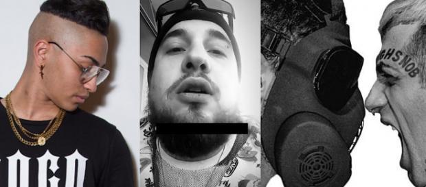 Andry The Hitmaker, Nerone, Junior Cally e Mike Highsnob