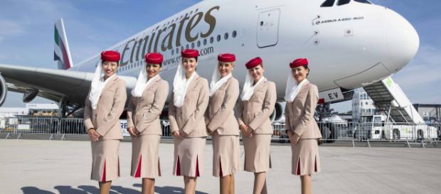 Emirates ricerca nuovo personale per il proprio team.