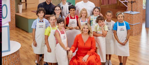i concorrenti della quarta edizione di junior bake off italia