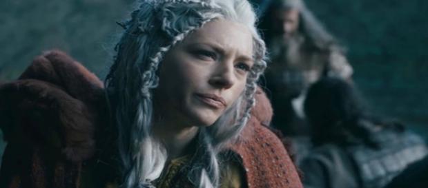 Lagertha em Vikings ( Reprodução - Discovery)