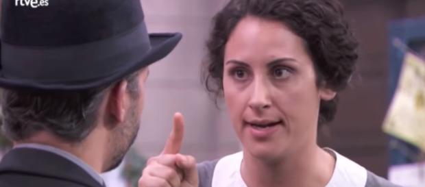 Spoiler Una Vita: Lolita chiede a Felipe di aiutarla a far uscire Antonito dal carcere