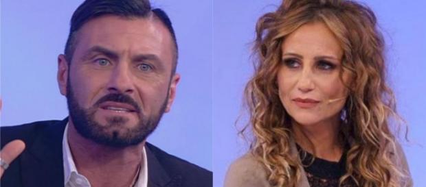 Uomini e Donne: Sossio e Ursula in crisi? Lei pubblica uno strano messaggio su Instagram.