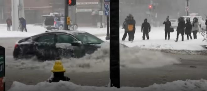 Arrest global warming to prevent sea-level rise, intense hurricanes and typhoons