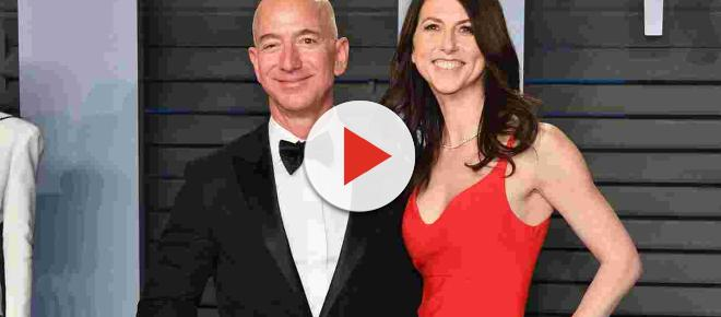 Jeff Bezos may part with $68 billion for dating his friend's wife and subsequent seperation