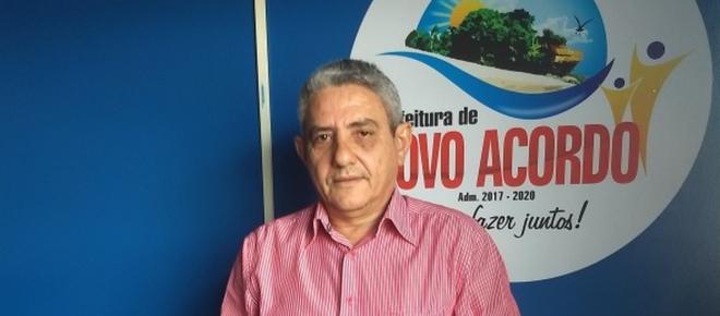 Vice é suspeito de ser o mandante de atentado contra prefeito de Novo Acordo, no Tocantins