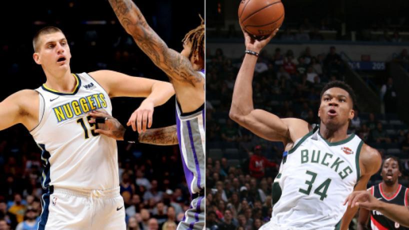 Los Bucks y Nuggets son las sorpresas en la actual temporada de la NBA