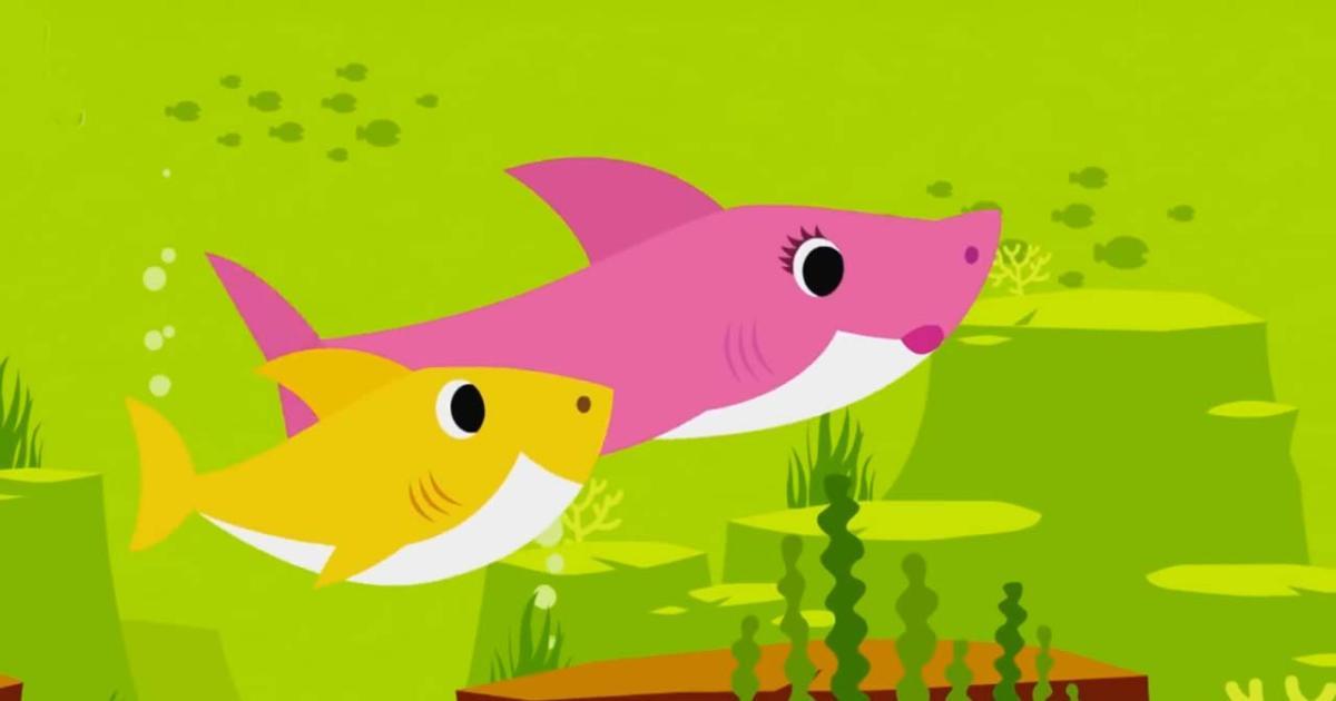 Baby Shark South Korean nursery rhyme hits US Billboard Top 40