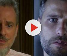Eurico passará a gostar de homens como punição em O Sétimo Guardião (Foto: TV Globo)
