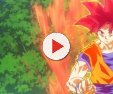 'Dragon Ball Super: Broly': Goku vs Broly, the mysterious technique of Goku unveiled. [Image credit:Twin Mine/Youtube screenshot]