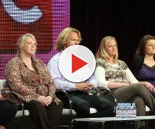 Sister Wives Meri Brown, janelle, Christine and Robyn - Image credit - TLC via google.com