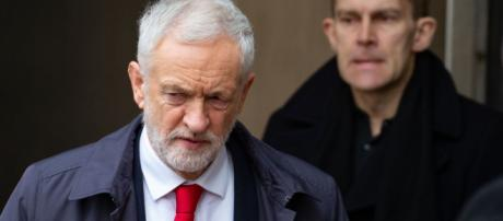 U.K. Labour Party leader Jeremy Corbyn who led the vote-Photo-Image credit-( BBC/ Youtube.com)