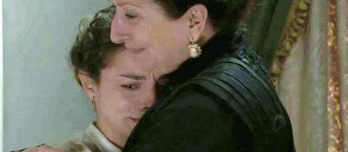 Anticipazioni Una Vita: Ursula chiede perdono alla figlia Olga con un inganno