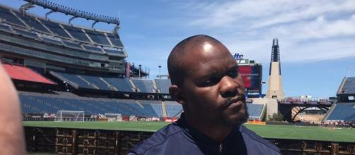 Brian Flores is expected to become Miami's next head coach. [Image Credit] MassLive - YouTube
