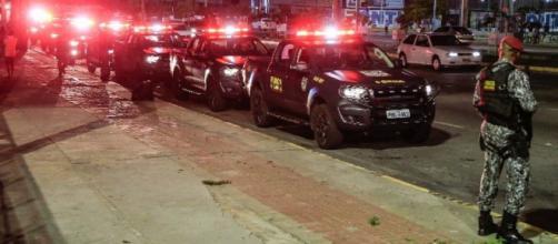 Ceará quer lei para dar recompensa por informações sobre ataques (ReproduçãoReprodução/DN)