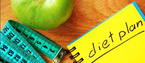 Dieta ipocalorica normoproteica bilanciata per dimagrire.