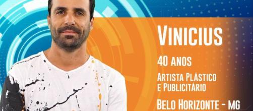 Levando em conta seu Instagram, o brother será divertido. (Foto:Tv Globo)