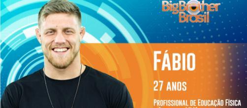 Participante Fábio é desclassificado do BBB19. Fonte: G1