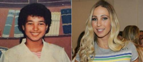 Valesca Popozuda divulgou uma foto de como era na adolescência (Foto: PurePeople)