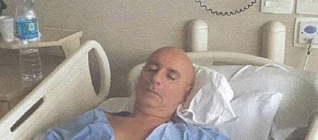 Fabrício Queiroz aparece dançando em hospital em que está internado (Foto Reprodução/Hospital)