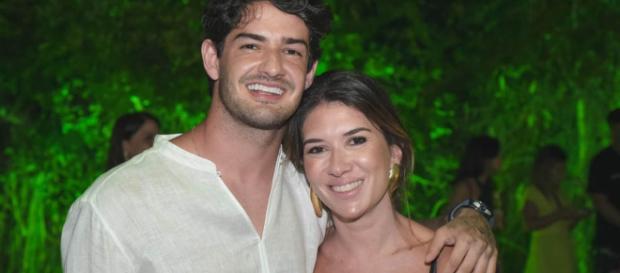 Rebeca Abravanel assumiu namoro com Pato no final do ano passado. (Foto Reprodução)