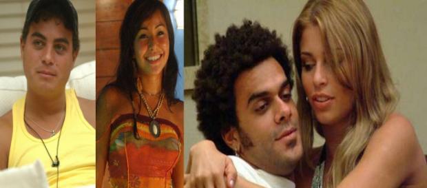 Sabrina Sato e Grazi Massafera namoraram no BBB (Foto: Globo/PDN Entretenimento)