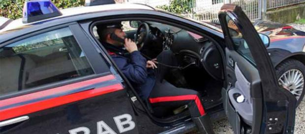 Sessa Aurunca, ucraino denunciato per falso, grave incidente sulla provinciale