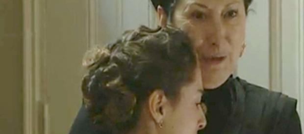 Spoiler Una Vita: Ursula finge di pentirsi per aver abbandonato Olga