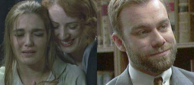 Trame spagnole Il Segreto: Saul salva la vita a Prudencio, Fernando innamorato di Maria