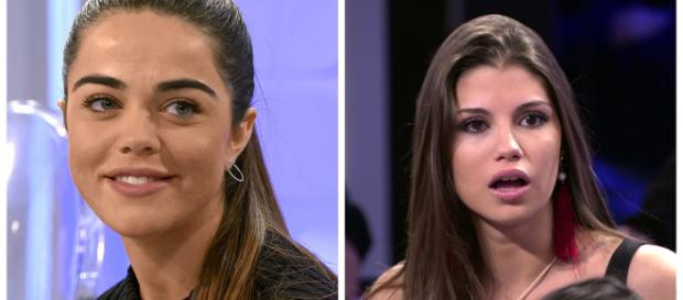 Violeta Mangriñan y Jennifer Baldini