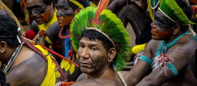 Povos indígenas 'não podem prejudicar o interesse geral', disse novo chefe do Ibama em 2012