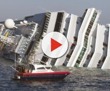 Naufragio Concordia: 7 anni dopo all'Isola del Giglio vengono omaggiate le 32 vittime del disastro.