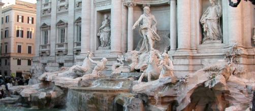 Fontana di Trevi a Roma: dove vanno a finire le monetine. Non solo a Caritas - Wikipedia - wikipedia.org