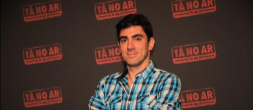Marcelo Adnet fala sobre fim do prgrama Tá no Ar: A TV na TV (Foto Divulgação Rede Globo)